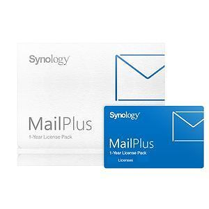 5 Licences MailPlus pour un 1 an - Synology - <strong>Licence NEUF