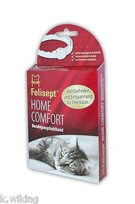 Felisept Home Comfort Soothing Neck Band Catnip Cat Relaxation