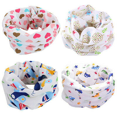 Cute Kids Baby Toddler Winter Scarves Neck Wraps Ring Scarf Shawl Neckerchief