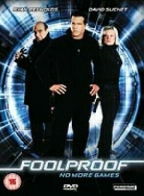 Foolproof [DVD] - DVD  UMVG The Cheap Fast Free Post