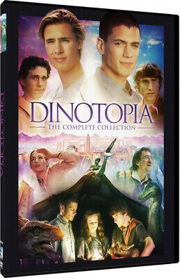 Dinotopia: Complete Collection - 4 DISC SET (2016, DVD NEUF) (RÉGION 1)