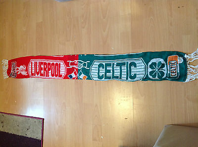 Liverpool FC 2 x Scarfs, Vintage one