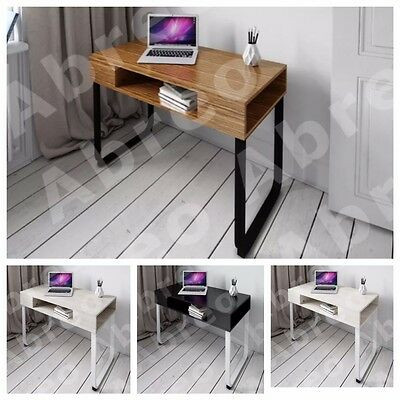 Home Office Desk Modern Computer PC Study Workstation Retro / Nordic Furniture