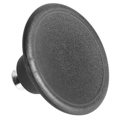 Round Small Black Knob 4.5cm For Le Creuset Pans, Casserole dishes & Slow Cooker