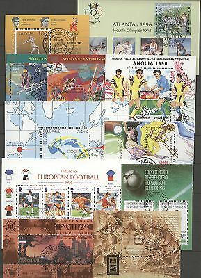 Olympiade, Olympic Games, Sport - LOT gestempelt used 1996
