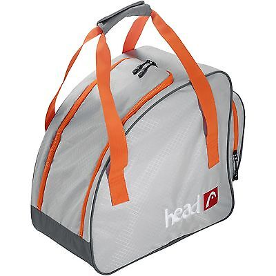 Head Unisex 383176 Skischuhtasche Freeride Boot Bag Grey/Orange