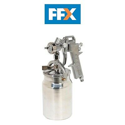 Sealey SSG401 Spray Gun Suction Feed 1.5mm Set-Up