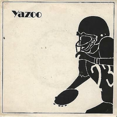 "Yazoo "" Only You / Situation"" 7"" Mute Records Uk"