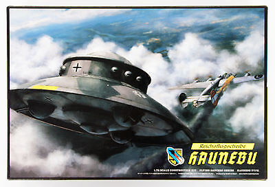 Wave HH042 Flying Saucers Haunebu Type 1/72 Scale Kit