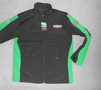 Jaguar Heritage Rain Jacket New With Tags Official Product JJK 2202 Large Only