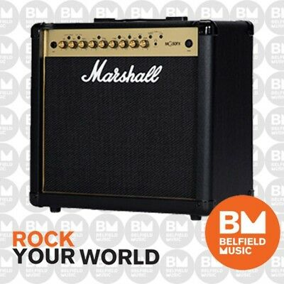Marshall MG50GFX Guitar Amplifier Combo Amp 50W FX GOLD SERIES Replaced MG50CFX