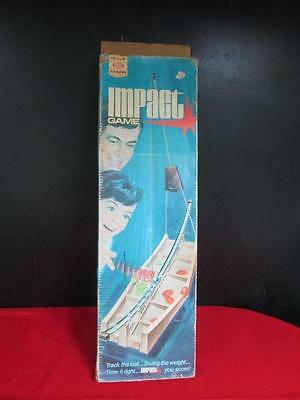 Impact Game - Rare - 1971 Vintage By Ideal ( Complete )