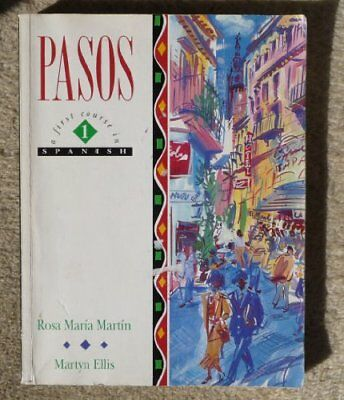 Pasos 1: STUDENT'S BOOK: A First Course in Spanish by Ellis, Martyn Paperback
