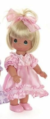 """Precious Moments The Little Girl In You Blonde 12"""" Doll #6575"""