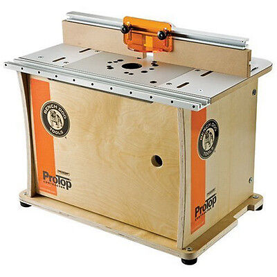 Bench Dog ProTop Contractor Router Table 40-001 New