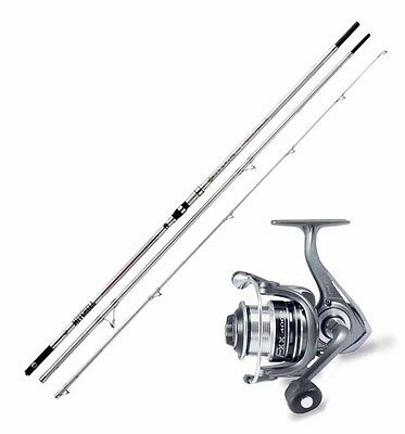 KP2117 Kit Surfcasting Canna Mitchell Avocet 250 gr + Mulinello Colmic FXX  PP