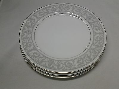 "Imperial China, ""whitney"" Pattern, 3 Dinner Plates"