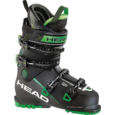 Head Herren 606024 Alpin Skischuh Vector EVO 120 Black/Anthrazite-Green