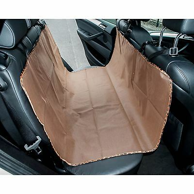 Puppy Rear Seat Cover Car Boot Liner Waterproof Protective Mat Protector Dog Pet