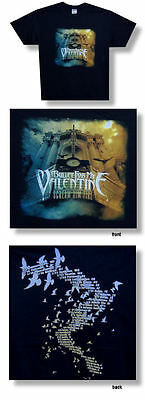 Bullet For My Valentine- NEW Scream Tour T Shirt -XLarge- SALE FREE SHIP!