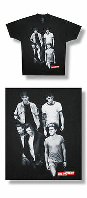 One Direction 1D- NEW Photo LIGHTWEIGHT T Shirt- XLarge SALE FREE SHIP TO U.S.!