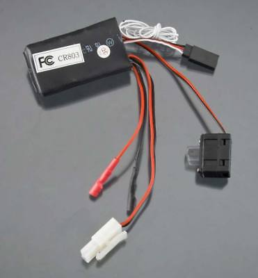 NEW AquaCraft Receiver ESC A2 w/On/Off Switch Mini Rio AQUM3508