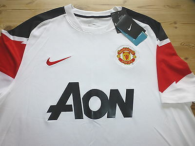 Manchester United Nike Football Soccer Shirt Jersey Top Large *bnwt*