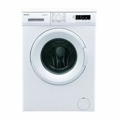 OCEANIC LL910W - Lave-linge 9kg A++ Blanc - Lave-linge frontal  NEUF