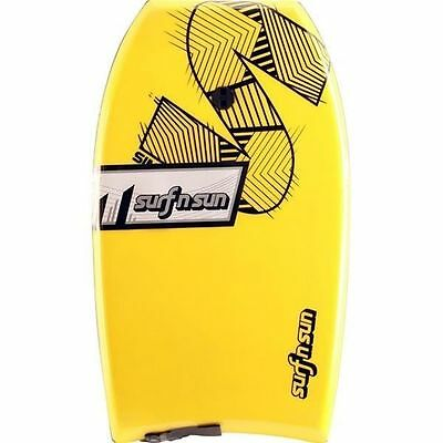SURF'N'SUN Similar EPS 41 Bodyboard [Yellow/Purple] - Sun and Surf  NEUF
