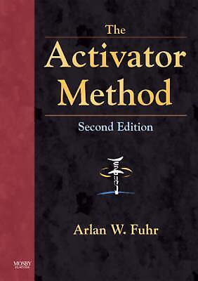 The Activator Method by Arlan W. Fuhr (English) Hardcover Book Free Shipping!