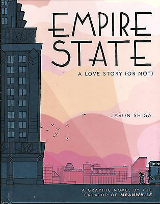 Empire State A Love Story (Or not) / US HC / Jason Sigha