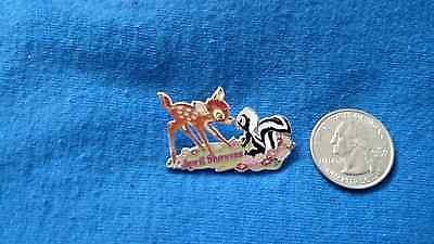DISNEY Pin 18132 Magical Musical Moments - April Showers Bambi & Flower