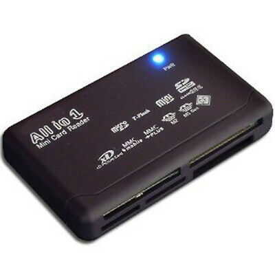 High Quality All In One Memory Card Reader 160 In One Card Writer With Cabel