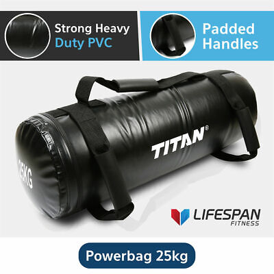Lifespan 25Kg Crossfit Power Sand Bag Strength Training Fitness