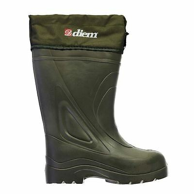 Diem Mens EVA Boots Waterproof Thermal Insulation Outdoor Fishing Shoes