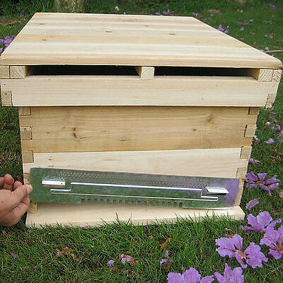 Bee Hive Sliding Mouse Guards Travel Gate Beekeeper Beekeeping Equipment Tools