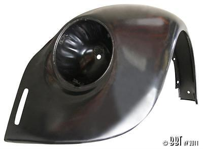 VW Beetle Front Wing Left - 1300-1600cc 1968 to 1974