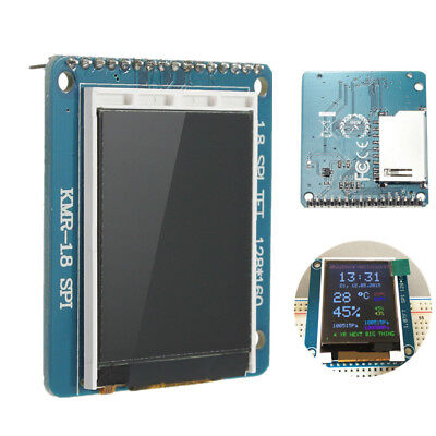 TFT Color Display Module Breakout SPI ST7735S 1.8 inch For Arduino UNO/MEGA/Nano