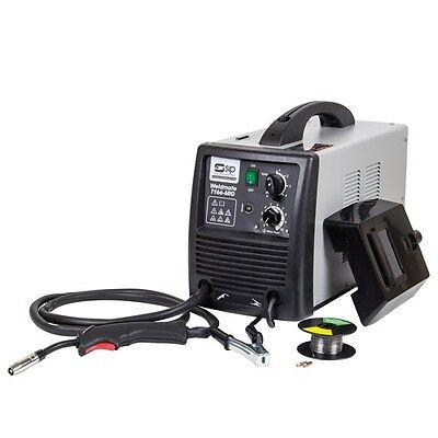 SIP 05756 T166 30 - 165 amp Gas / Gasless MIG Welder 230v 16a weld with no gas