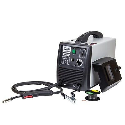 SIP 05710 T126 60 - 125 amp Gasless MIG Welder 230v 13a weld with no gas