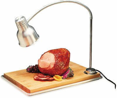 Carlisle Food Service Products FlexiGlow™ Single Arm Heat Lamp with Board