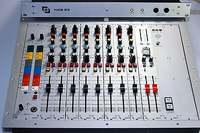 Semrau EB068 8 Channel Mixer