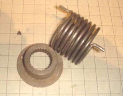 1976 Can Am  Bombardier Mx2 125 Kick Starter Spring And Collar