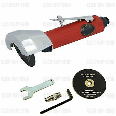 "3"" 75 Mm Air Cut Off Tool Tools Saw Saws Compressor Grinder Grinders Cutting New"