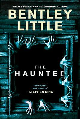 The Haunted by Bentley Little Mass Market Paperback Book (English)