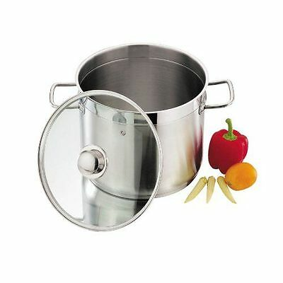 Pendeford housewares Stainless steel collection Marmite profonde Acier NEUF
