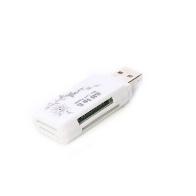 Mini USB 2.0 High Speed Memory Card Reader For Micro SD MS SDHC All In One