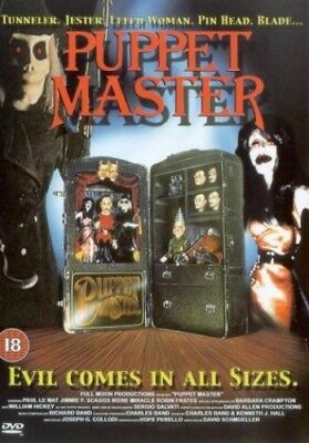 Puppet Master [DVD] - DVD  8SVG The Cheap Fast Free Post