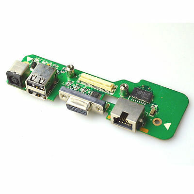 New DELL INSPIRON 1545 DC POWER JACK USB BOARD 48.4AQ03.021 01284