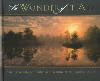 The Wonder of It All by New Leaf Press Hardcover Book (English)